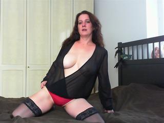 Sexy Nylonlady Vorschau
